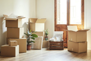 How to Prepare to Move from a House into an Apartment